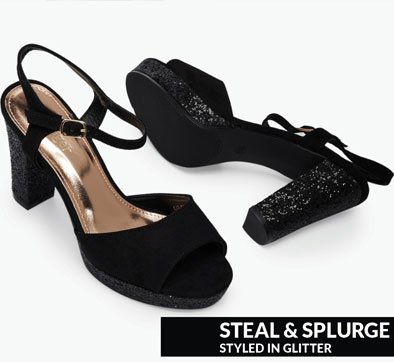 Steal and Splurge