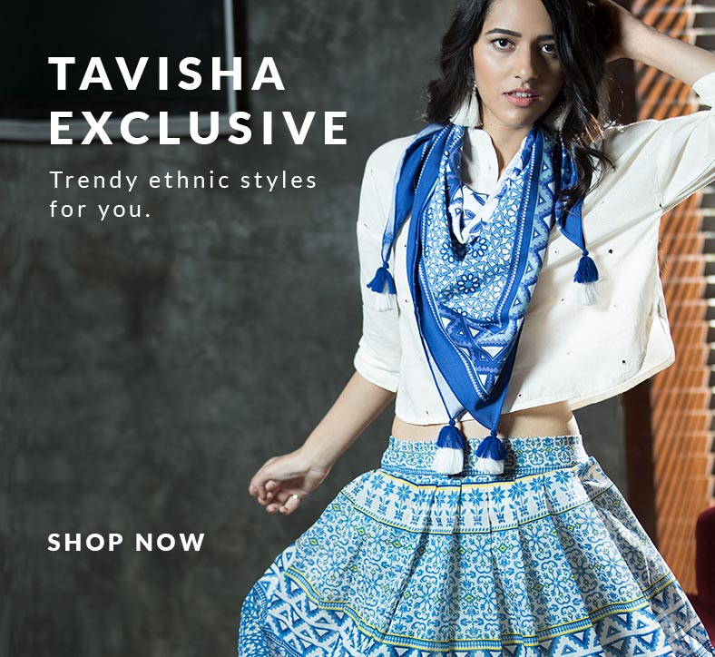 Tavisha Exclusive