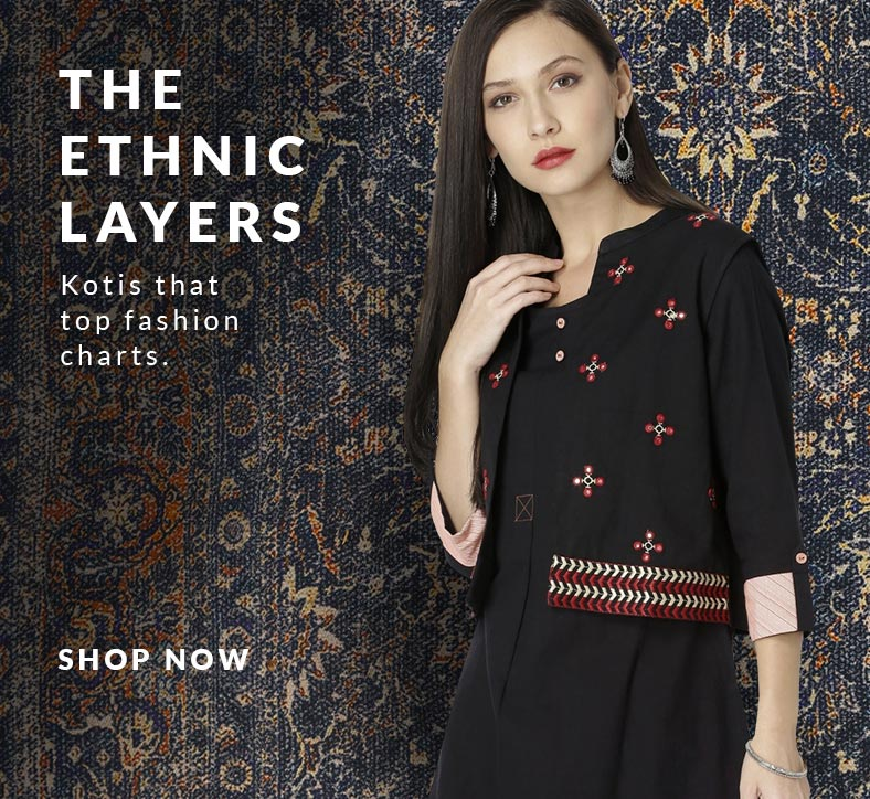 The Ethnic Layers